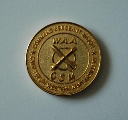 湯布院駐屯地 記念メダル