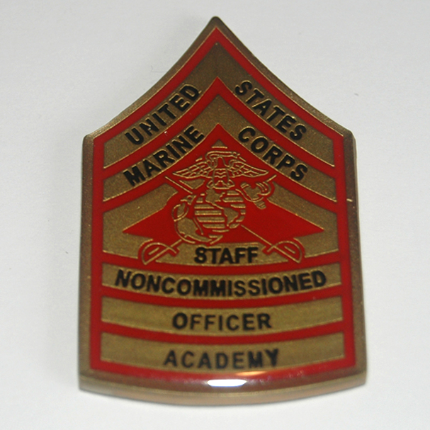 Staff Noncommissioned Officer Academy 記念メダル
