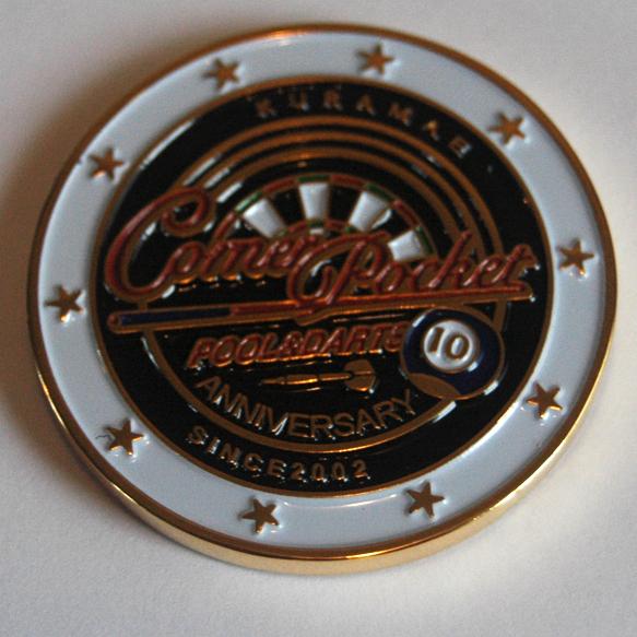 CONA POKE メダル