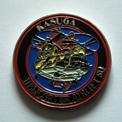 航空自衛隊春日基地 春日ヘリコプター空輸隊 記念メダル