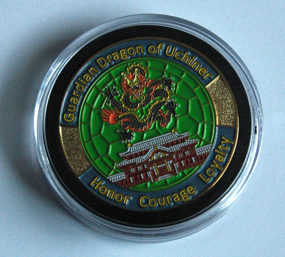 第56警戒群 与座岳分屯基地 記念メダル