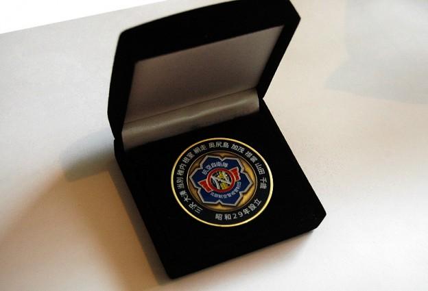 航空自衛隊 北部航空警戒管制団 記念メダル